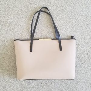 Ted Baker Leather Noelle Tote Bag and Clutch
